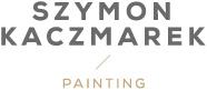 Szymon Kaczmarek – Malarstwo